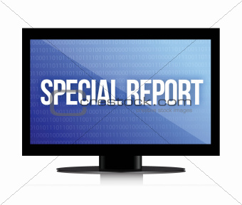 special report monitor