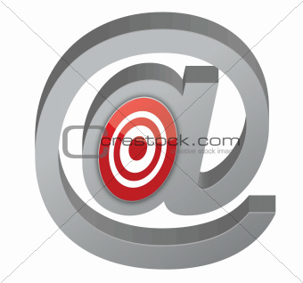 symbol and concept target