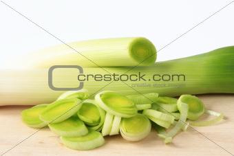 Leek (Allium ampeloprasum)
