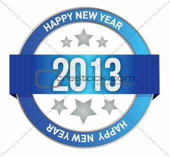 stamp for 2013