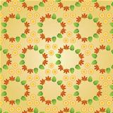 Seamless Season Vector Pattern