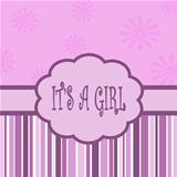 It&#39;s a girl card