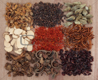 Chinese Herbal Medicine