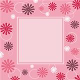 Pink frame