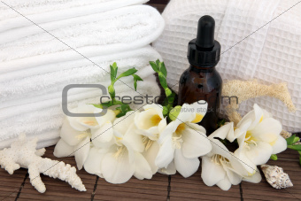 Aromatherapy Spa Treatment