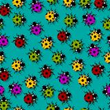 Ladybug pattern
