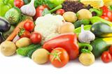 Healthy Eating / Fresh Vegetables