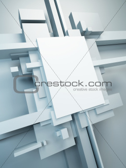 abstract art composition
