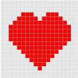 pixel heart