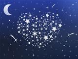 Heart made of Stars