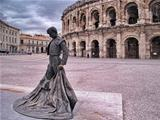 Roman Coliseum - Nimes, France