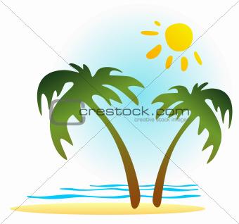 tropics paradise
