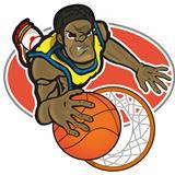 Basketball player, athlete
