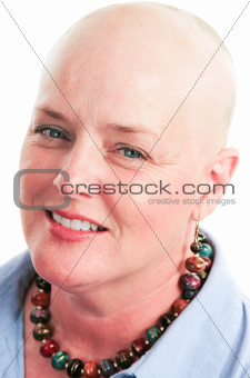Portrait of Cancer Survivor