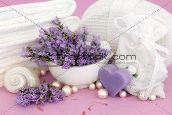 Lavender Herb Accessories