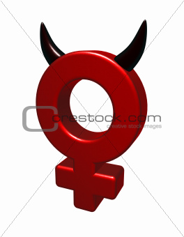 female devil