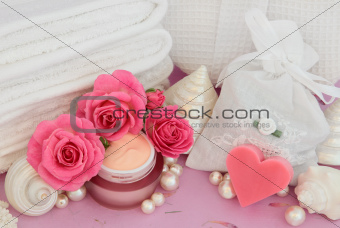Rose Spa Treatment