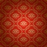 damask seamless floral pattern