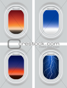 Aircraft Porthole