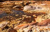 rio Tinto in Niebla (Huelva)