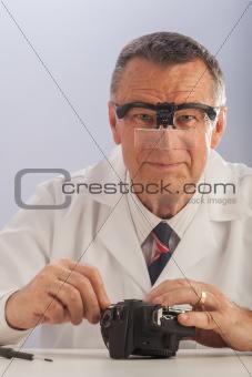 Camera Repairman