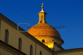 Basilica of Santo Spirito - Florence (1481)