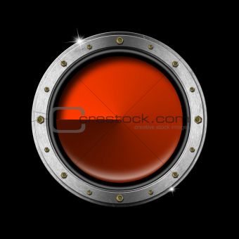 Metal Porthole