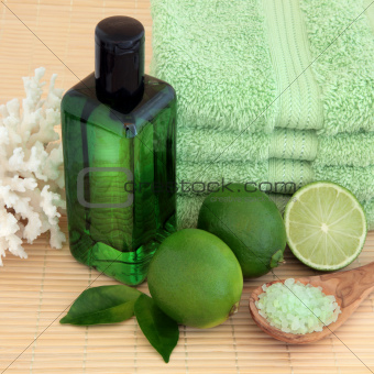 Lime Fruit Spa