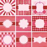 Vector set of backgrounds.