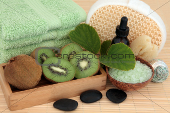 Kiwi Spa Beauty Treatment