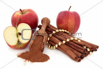 Cinnamon Spice and Apples