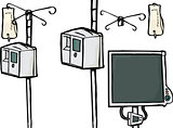 Intensive Care Equipment