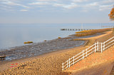 Beach in Dangast, North Sea