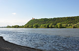 Danube with Bogenberg, Bavaria