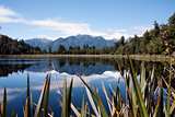 Lake Matheson, South Island, New Zealand