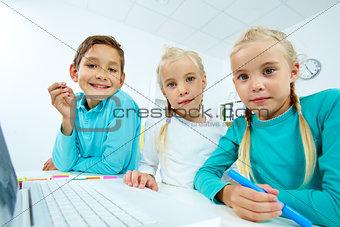 Modern pupils