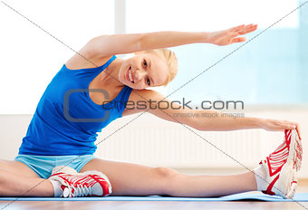 High flexibility