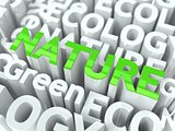 Nature - Green Word.