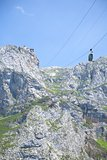 Fuente De cableway