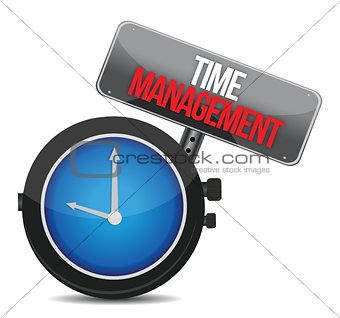 time to management.