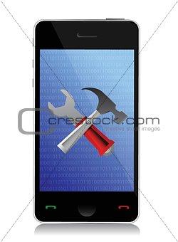 phone setting tools