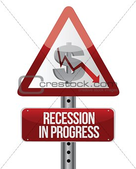 recession in progress