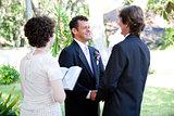 Gay Wedding - Female Minister