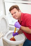 Unpleasant Plumbing Job