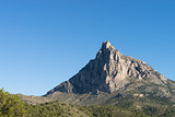 Puigcampana peak