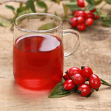 Rosehip tea
