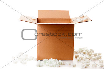 Shipping box