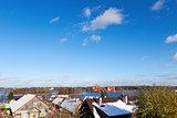 Trakai Castle, the famous landmark of Lithuania