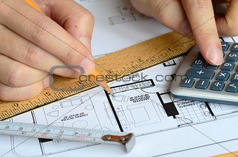 Analyzing the construction plan concept of planning and audit