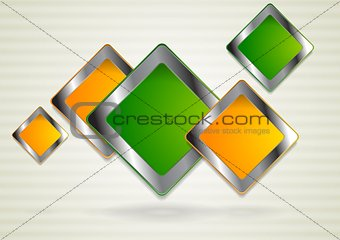 Abstract elegant background. Vector